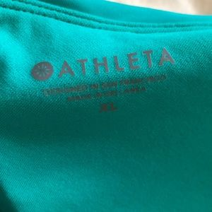 Athleta Swim - Athleta Teal Key Hold Bikini Top